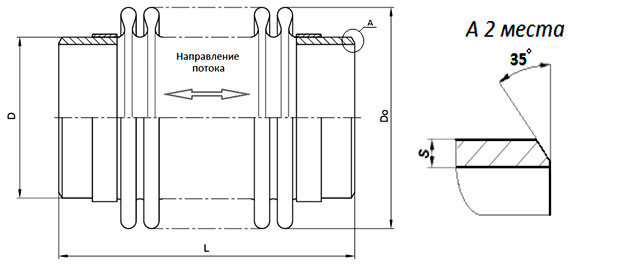 схема компенсатора опн