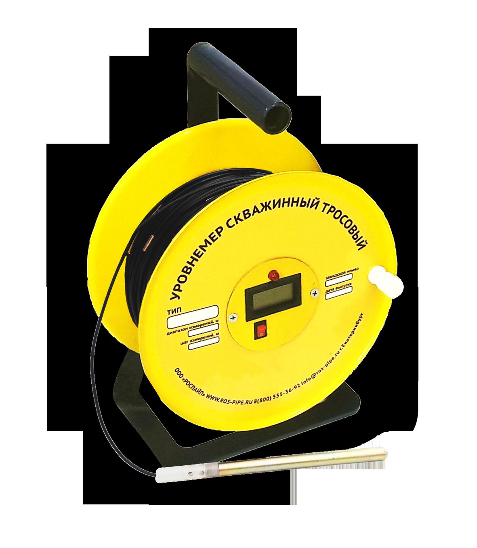 уровнемер с термометром