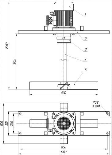 Подготовка устройства Тайфун-35 к использованию