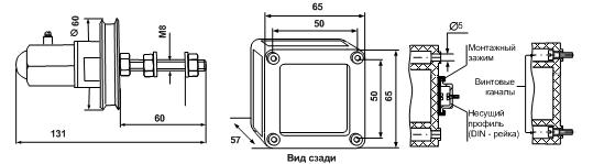 Чертеж УЗА-220В