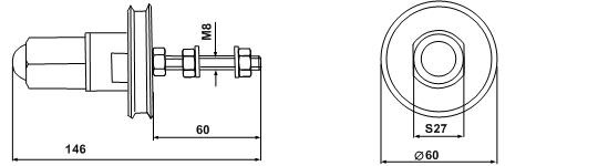 Чертеж УЗА-3В